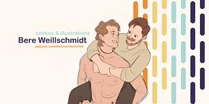 Bere Weillschmidt storyboard and comics artist and illustrator.