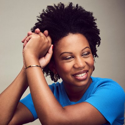 Glory Edim founder of Well-Read Black Girl
