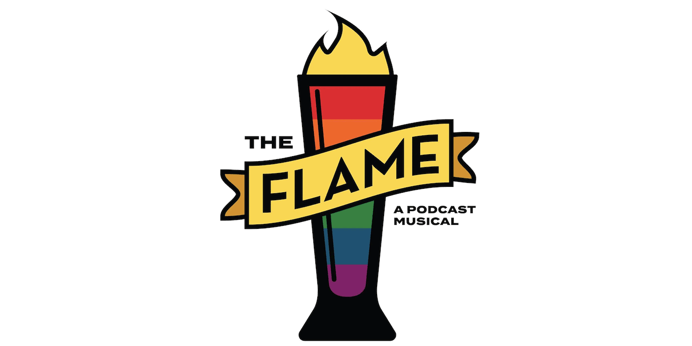The Flame musical podcast