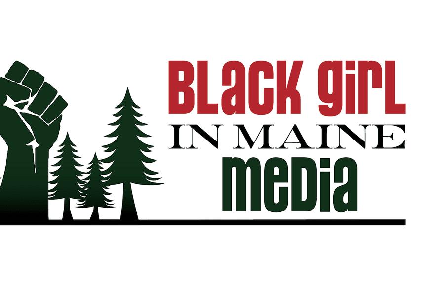 Black Girl in Maine