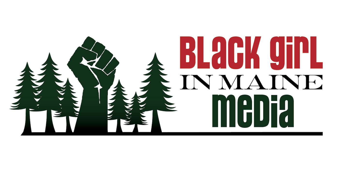 Black Girl in Main Logo
