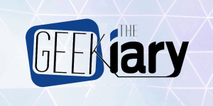 Logo for The Geekiary