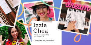 Izzie Chea Music Studio